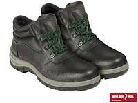 Ботинки кожаные Польша REIS BRR, ботинки рабочие