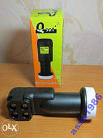 3 QUAD Конвертери одним лотом Qsat QK-4 Universal
