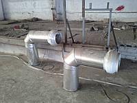 Приточно-вытяжная вентиляции Salda в производственном помещении