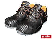 Ботинки кожаные Польша REIS BCS, ботинки рабочие