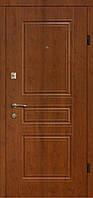 Входные двери 308 темная яблоня Квартира тм Арма