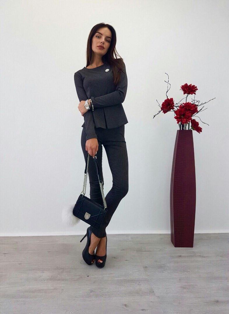 Купить женский теплый костюм