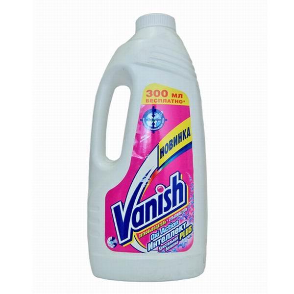 Средство для выведения пятен с белой одежды Ваниш 1 л