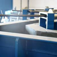 Модульные литьевые формы для коробчатых водоотводов