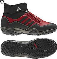 Ботинки кроссовки термо, мужские Adidas Hydro Pro Canyoning Climaproof G46736 непромокаемые, зимние adidas
