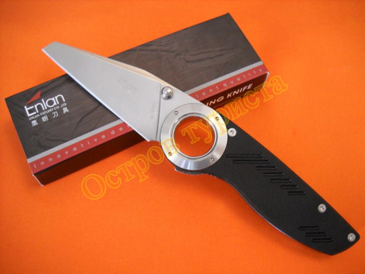 Нож складной Enlan EL-07BG