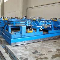 Форма MT 20 для вибропрессования прямоугольных водопропускных труб