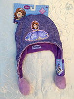 Шапочки детские Sofia the First Kids Flipeez Action Hat(Purple)