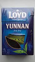 Чай черный заварной листовой Loyd Yunnan, 80г.