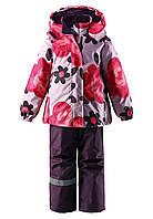 Комплект (куртка + полукомбинезон) Lassie 723694-5121 размеры на рост 104, 110, 116,122,128,134,140