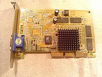 Видеокарта agp 32MB!
