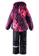 Комплект (куртка + полукомбинезон) Lassie 723694-4891 размеры на рост 104, 110, 116,122,128,134,140