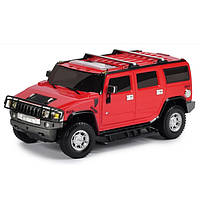 Автомодель Hummer H2 1:26 ассорти серый, красный GearMaxx 89521