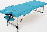 Массажный стол RelaxLine Florence 50120 (светло-синий)