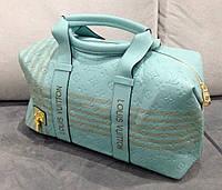 Сумка Louis Vuitton бирюзовая, фото 1