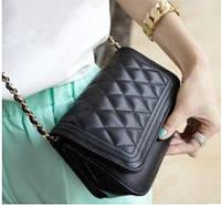 Женский клатч сумка Elegant через плечо мини, фото 1