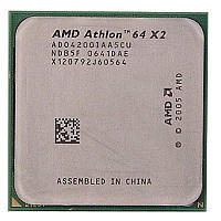 Процессор AMD 2 ЯДРА ATHLON 64 X2 4200+ Socket am2