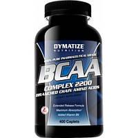 DYMATIZE NUTRITION BCAA 400 CAPS