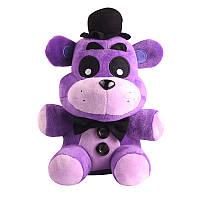 Мягкая игрушка  Пять ночей с Фредди Purple Freddy Фиолетовый Фредди 25 см FNAF48-9