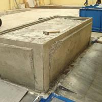 Форма для погребальных конструкционных элементов