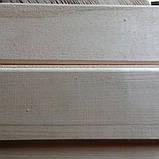 Вагонка липа для бани 30-50см, фото 3