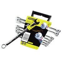 Набор Stanley ключей комбинированных 8 шт.