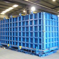 Форма для подземных контейнеров