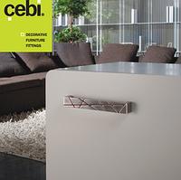 Мебельные ручки Cebi (Турция)
