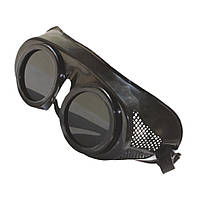 Очки защитные сетка ЗП1-Г2 темные Vita