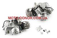 """Двигатель   на квадроцикл (ATV) 110cc   (АКПП, 3 передача вперед и 1 назад)    """"TZN"""""""