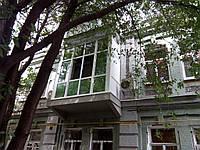 """Энергоэффективный французский балкон в """"сталинке"""""""