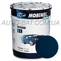 Автоэмаль однокомпонентная автокраска алкидная 420 Балтика Mobihel, 1 л
