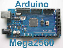 Arduino Mega 2560 ATmega2560 R3 - Отладочная плата