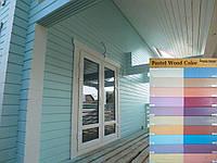 """""""Wood color pastel""""  Универсальная акрилатная краска антисептического действия"""