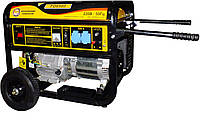 Бензогенератор Forte FG6500