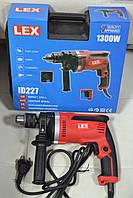 Ударний дриль LEX ID227, фото 1