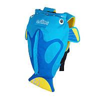 Детский рюкзак водонепроницаемый Trunki рыбка оригинал Англия PaddlePak