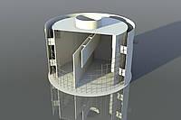 AS-FAKU - жироуловитель (сепаратор жиров) промышленный