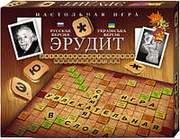 "Настольная игра ""Эрудит"", Danko Toys Данко Тойс"