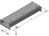 Короб кабельный блочный ККБ-ПО-0,2/0,5-2 УТ 2,5
