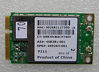 Модуль wi-fi Broadcom BCM94312MCG HP Pavilion DV4