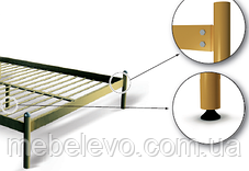 Кровать двухъярусная Флай Дуо   90  Метакам, фото 2