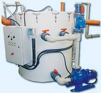 AS-FAKU auto - жироуловитель (сепаратор жиров) промышленный