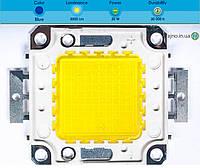 Светодиодная матрица прожектора синяя (30 Вт)
