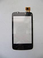 Сенсор тачскрин Fly IQ436 Era Nano 3 черный