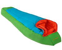 Детский теплый спальник Vaude Dreamer Adjust 350 4021574183469 Зеленый