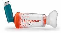 Спейсер Аir Liquide L'espace с маской для новорожденных 0 - 2 лет, 240 мл, Италия