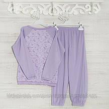 Пижама-девочке 1-3-5лет, 1113GERDA трикотаж-хлопок-рибана, в наличии 92,104,116  Рост, фото 3