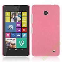Чехол на Nokia Lumia 630/635 розовый