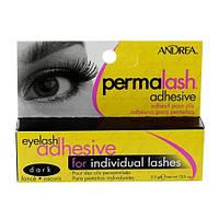 Клей для пучков Andrea Mod Perma Lash Adhesive Dark черный (3,5 гр.)